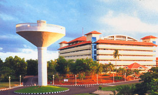 Technopark in Trivandrum